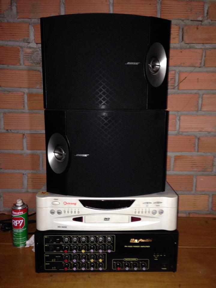 Thanh lý giàn karaoke chất lượng cao 0462