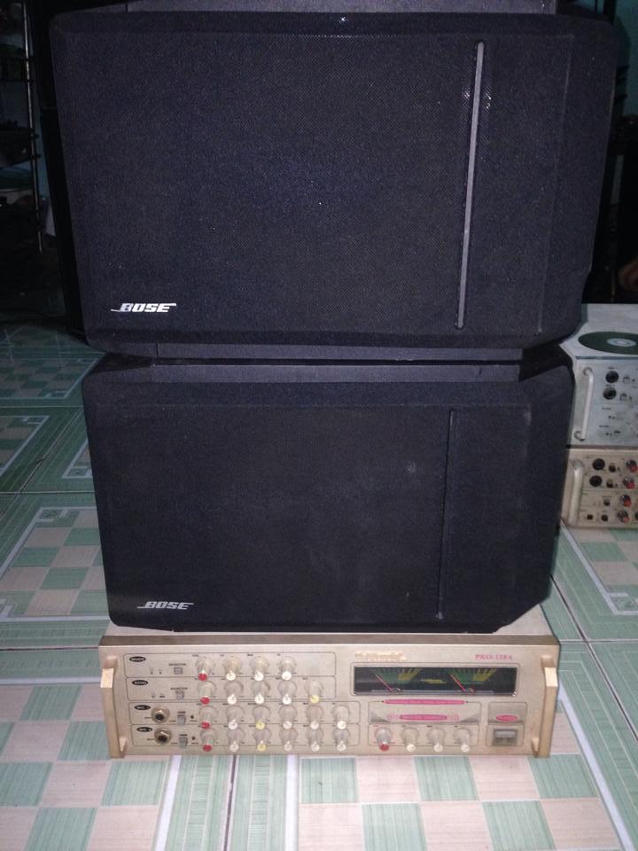 Thanh lý dàn âm thanh karaoke 0363