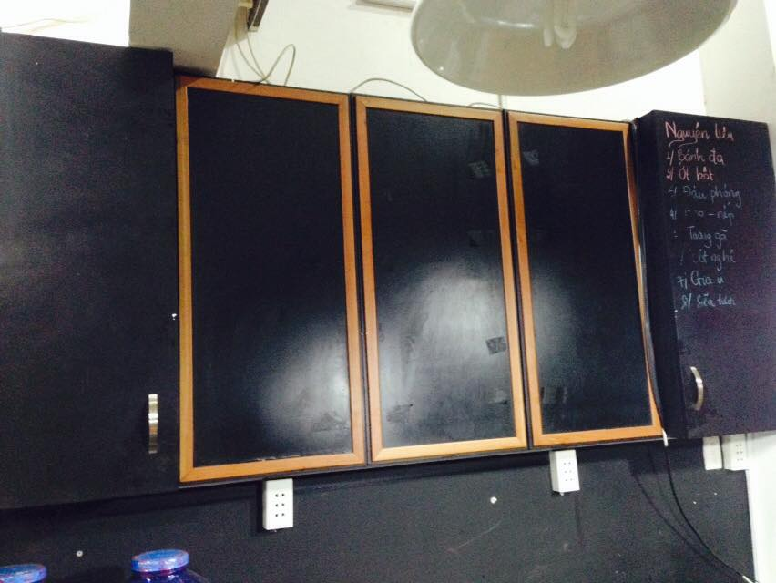 Thanh lý tủ treo tường kiểu 0398