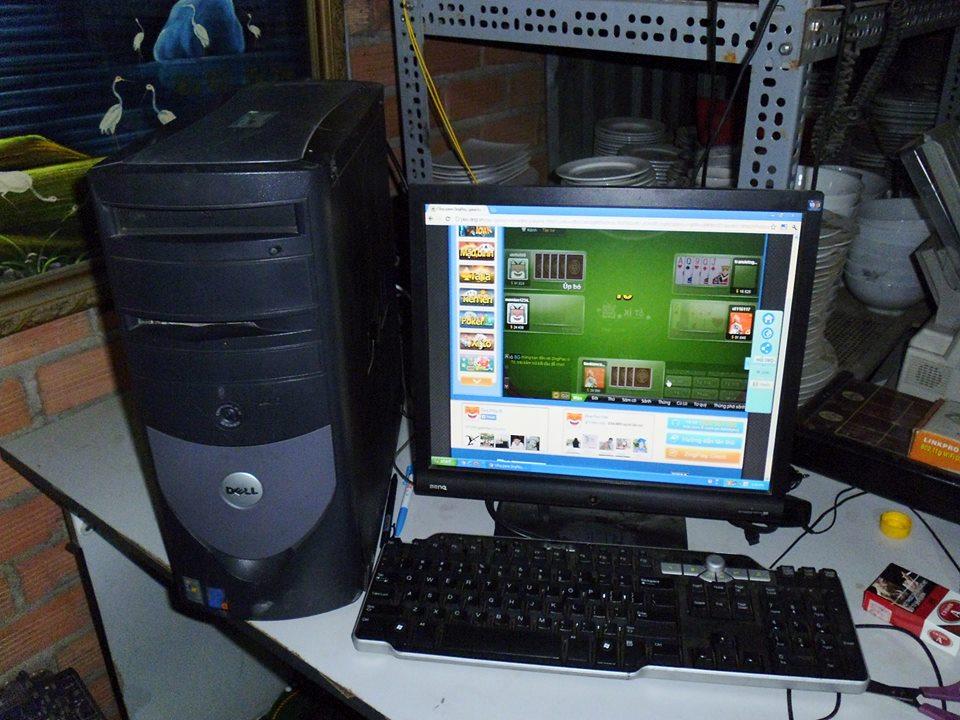 Thanh lý máy vi tính để bàn DELL 0173