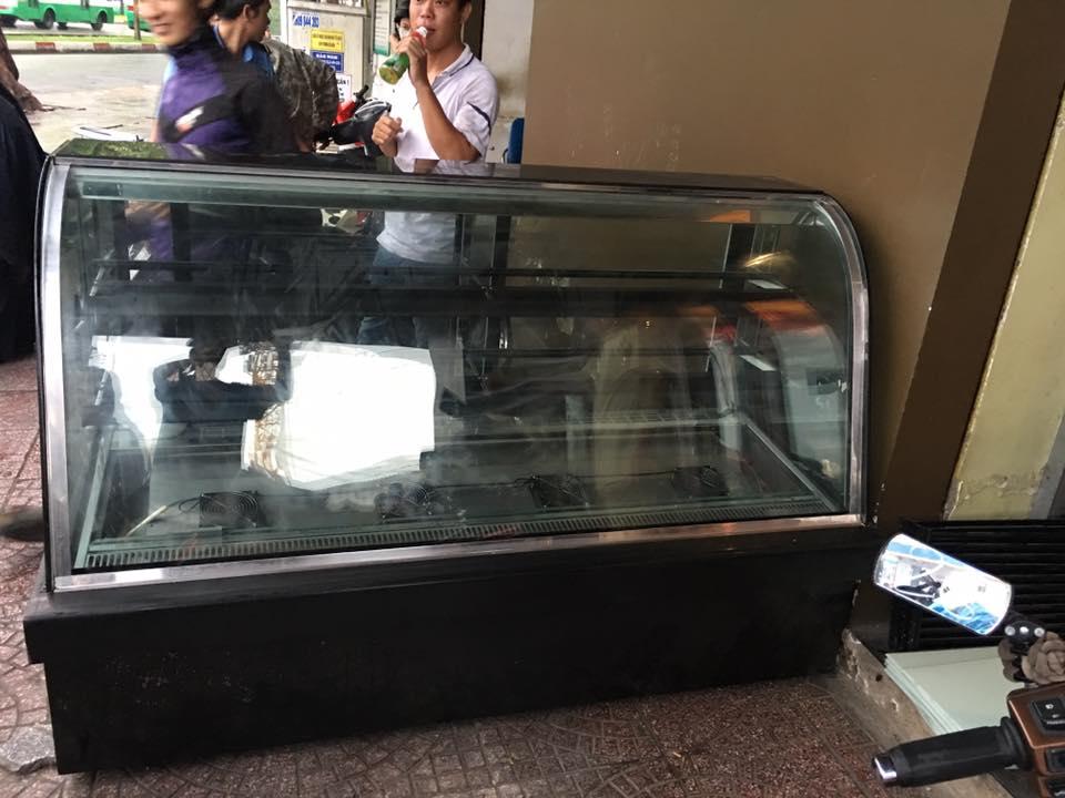Tủ bánh kem thanh lý 0729