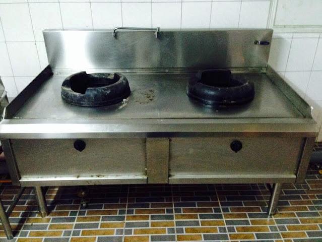 Thu mua bếp 2 họng nhà hàng 0516
