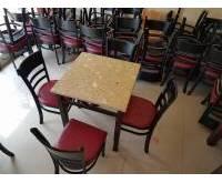 Bàn ghế nhà hàng  VIP thanh lý